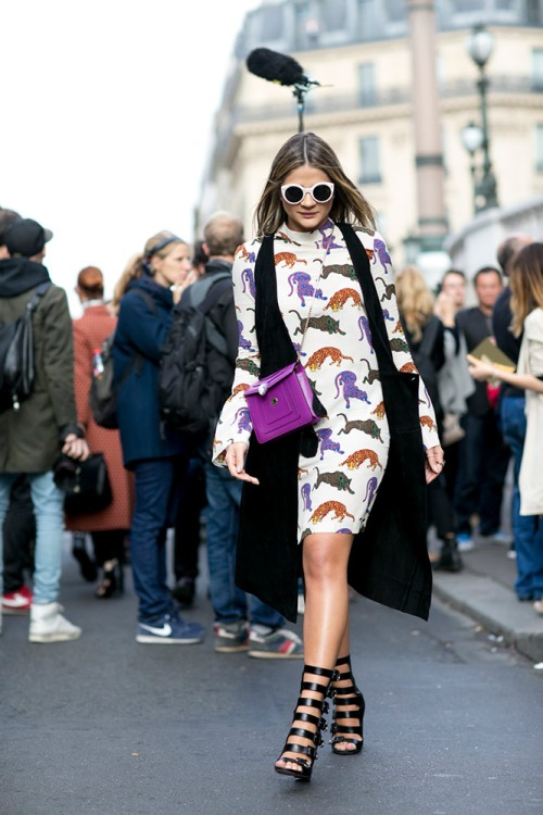 summer-prints-animal-print-dress-vest-street-style