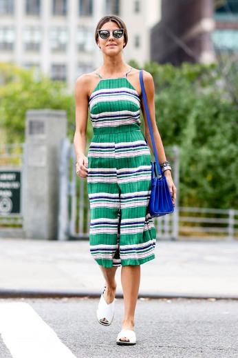 summer-prints-striped-jumpsuit-street-style