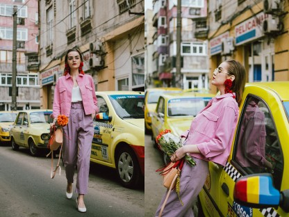 5333207_Pastels__pink_denim_jacket__purple_trousers__white_shoes__statement_earrings__andreea_birsan__couturezilla__cute_spring_outfit_ideas_2018_(d1)