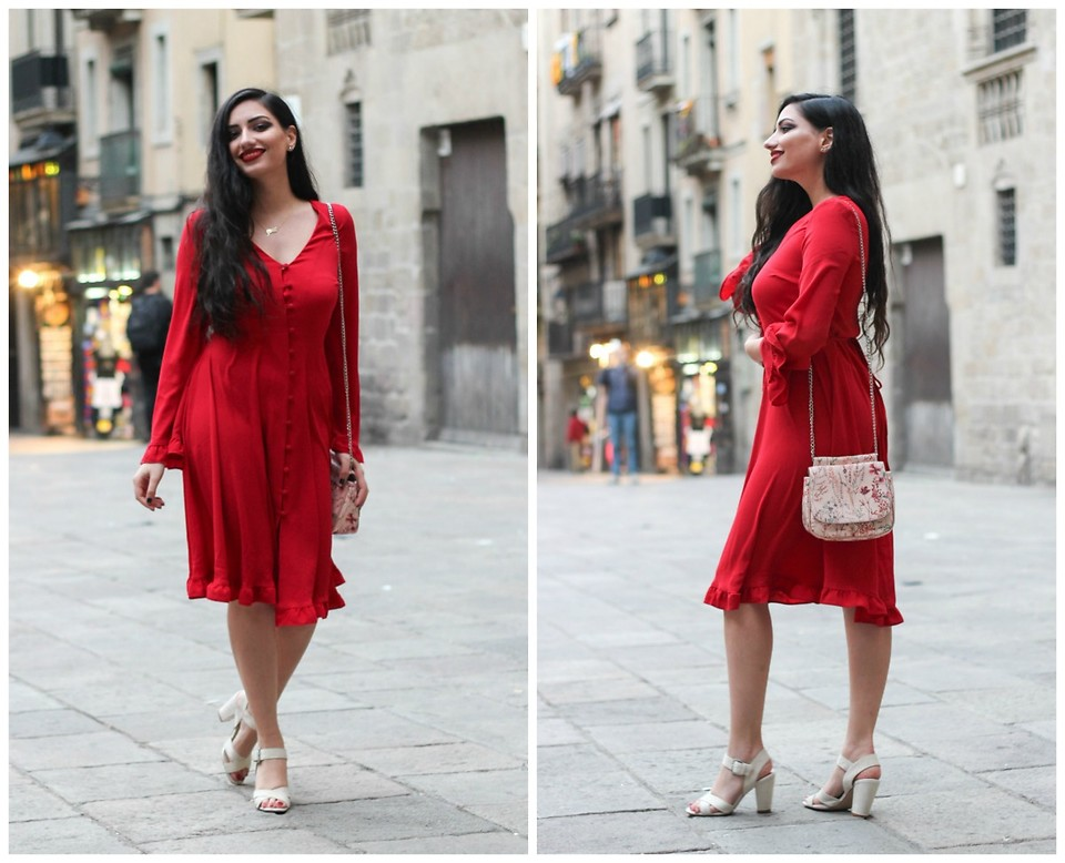 5342180_Collage_Red_Dress_Barcelona
